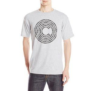 Crooks & Castles Men's Knit Crew T-Shirt